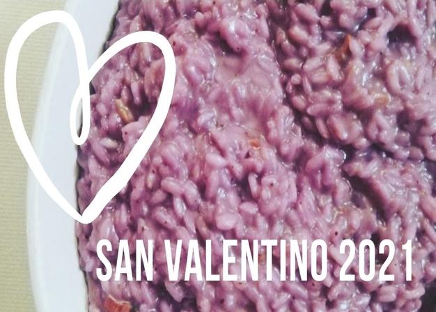 Il menu di San Valentino a Vignarello